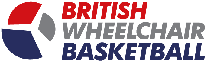 British Wheelchair Basketball Logo