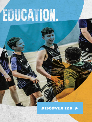 Website Advert - Schools and Colleges - Inclusive Zone Basketball