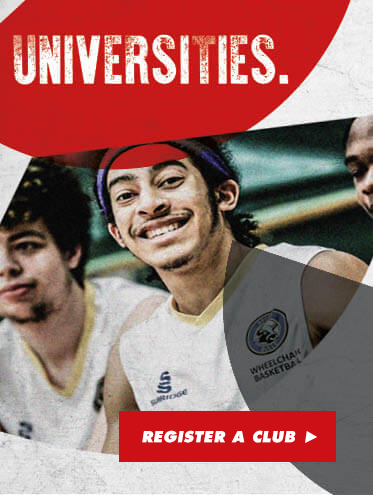Website Advert - Universities Register a Club